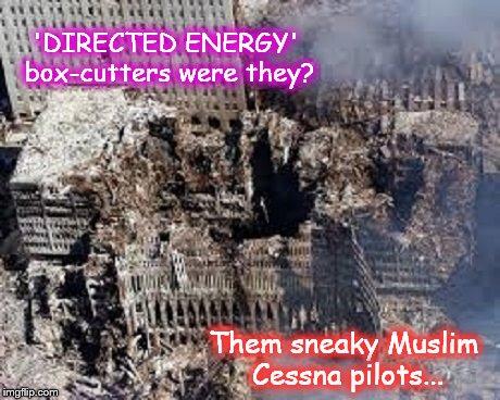 Directed energy Cessna pilots ~ Bldg 6 ~