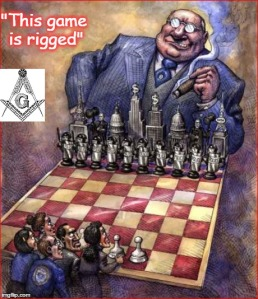 Mason Chess ~ This game is rigged ~