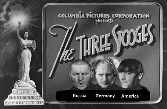The Three Stooges ~