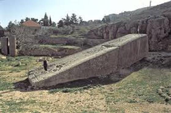 Baalbek Foundation stones ~