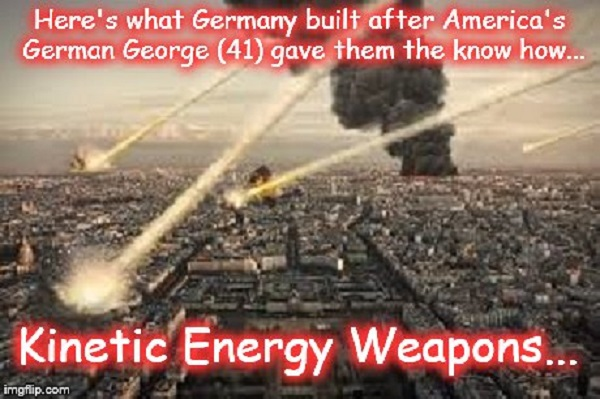 German George 41 ~ Kinetic energy weapons ~