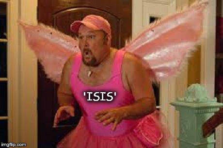 ISIS Fairy