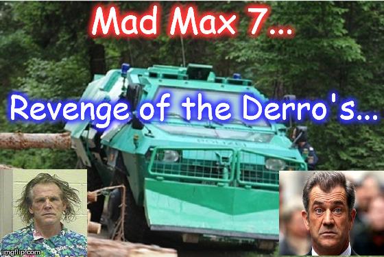 Mad Max 7 ~ Revenge of the Derro's ~