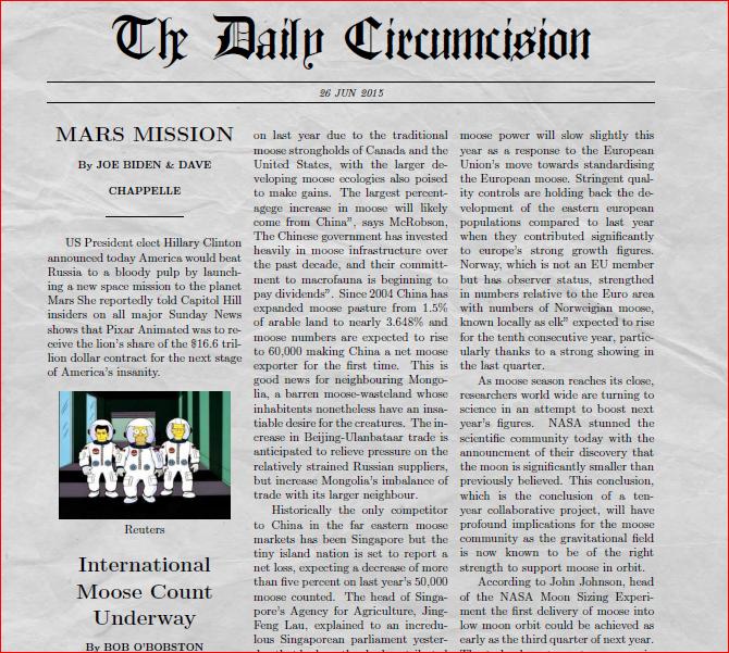 Mars Mission ~