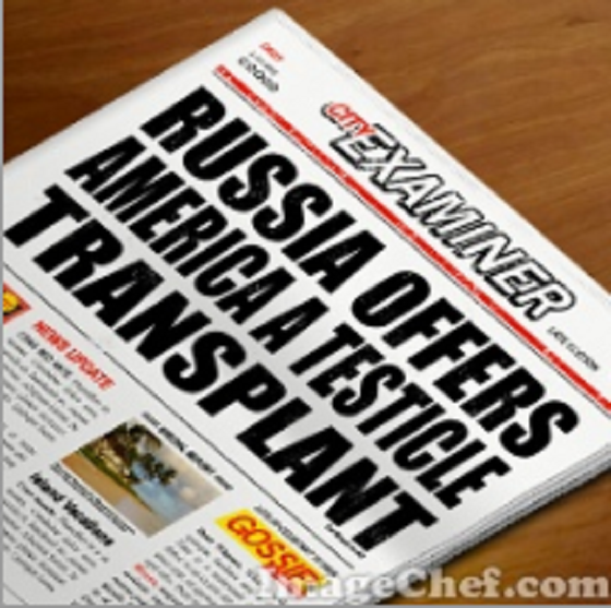 Russia OFFERS TESTICLE transplant ~