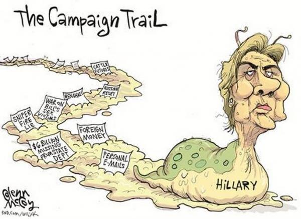 Hillary Snail ~