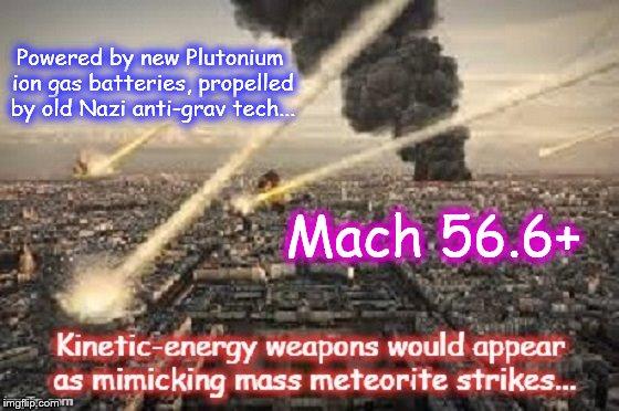 Kinetic ~ Mach 56.6