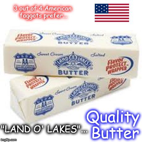 LAND O' LAKES BUTTER ~ American ~