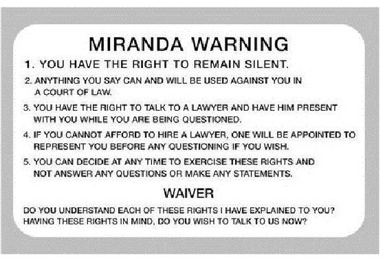 Miranda ~