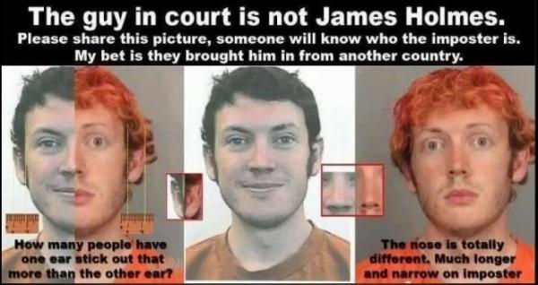 Not James Holmes Aurora ~