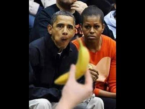 Obama monkey ~