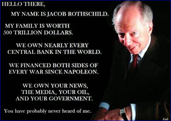 Rothschild  ~ Monty Burns ~