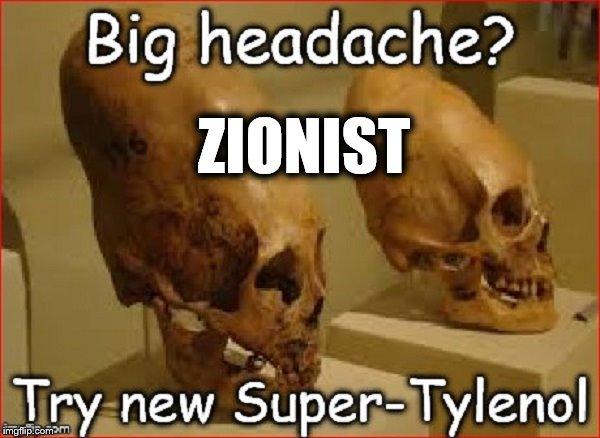 Conehead Zionist ~