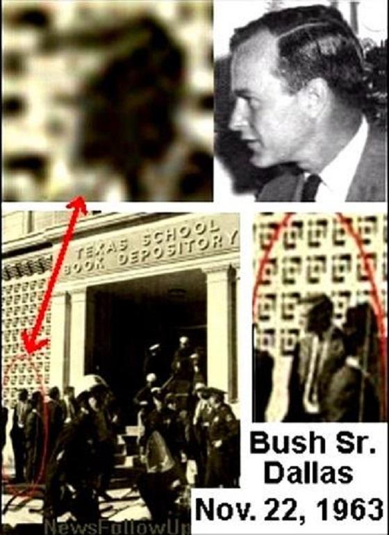 GHW CIA Bush Dallas