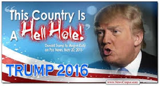 Trump ~ 2016 ~