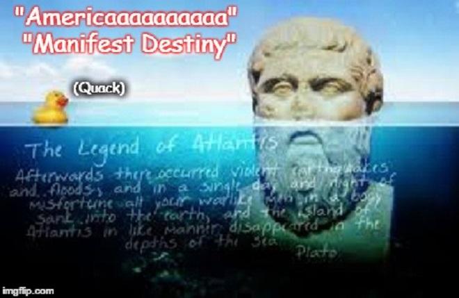 America ~ Manifest Destiny ~