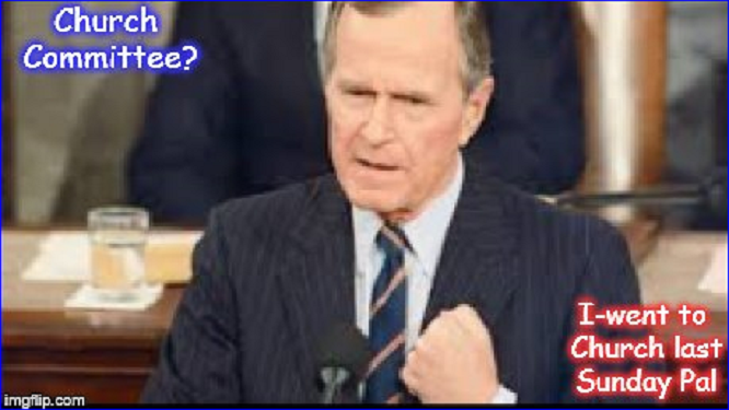 BUSH ~ TROUBLE ~ MADNESS ~ DEFEAT ~ TRADGEDY