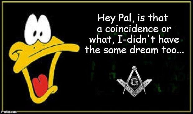 Donald Dream Mason Masonic