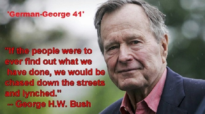 German-George (Bush) 41 ~ 666