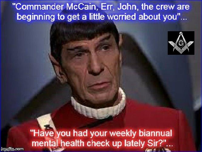 Spock McCain Masonic Lodge