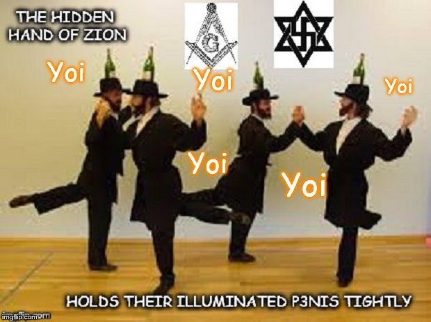 The New York Jewish Tabernacle Choir ~ Yoi Yoi Yoi
