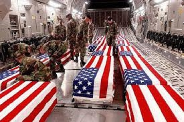 WHACK ~ US ARMY COFFINS