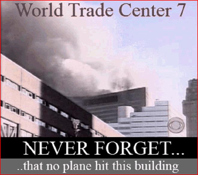 World Trade Centre never forget
