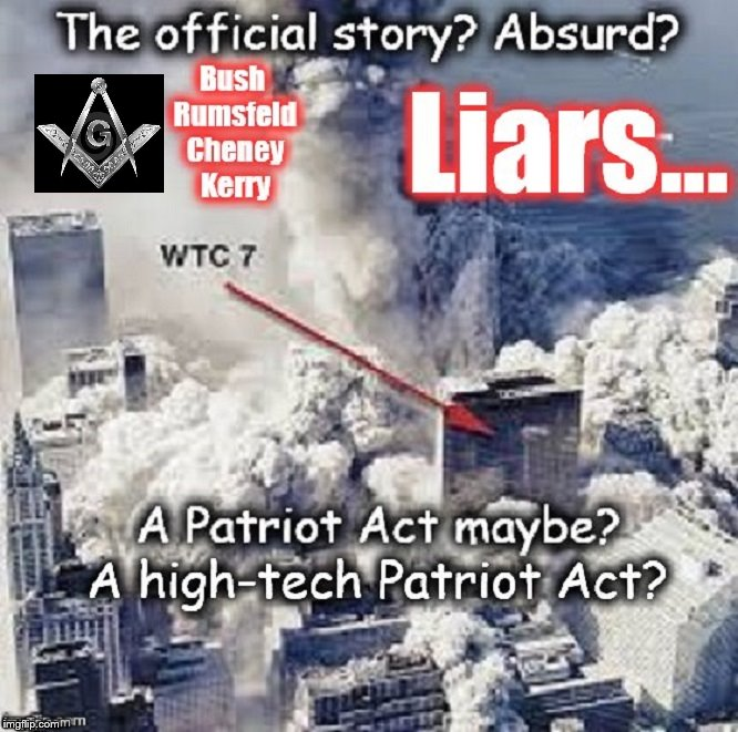 911 the official story ~ LIARS ~ Masons