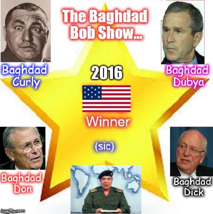 CURLY BAGHDAD BOB