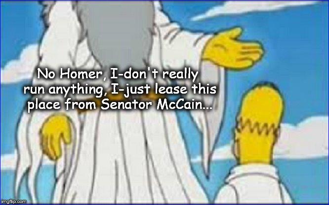 God Homer McCain