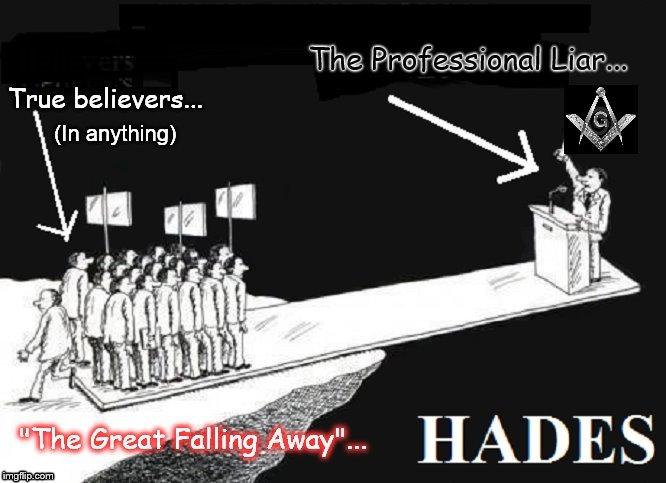 Hades MASON ~ True believers