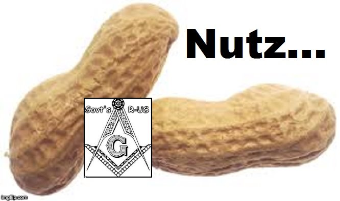 Nuts ~ Govt's-R-Us