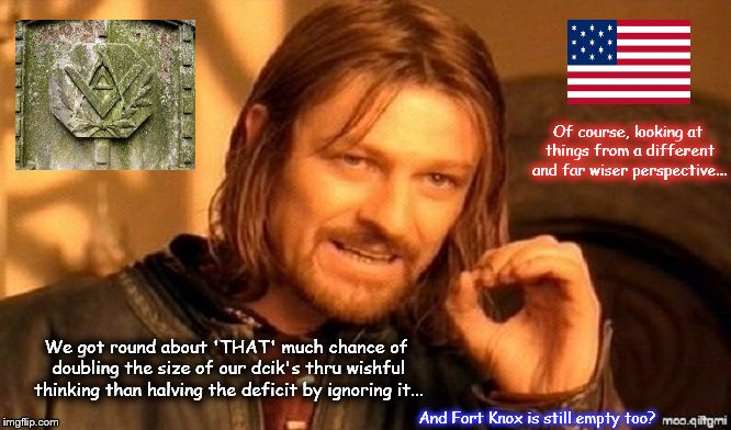 One does not simply lengthen one's dcik ~ America Masons