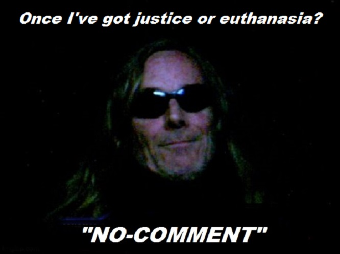 Smily in Hades ~ Justice or euthanasia~ 'NO-COMMENT'