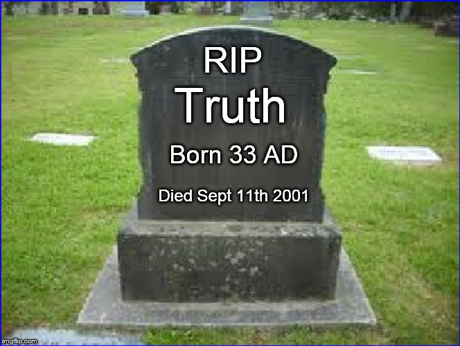 Tombstone ~ Truth died 2001