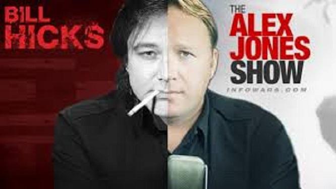 Bill Hicks Alex Jones show
