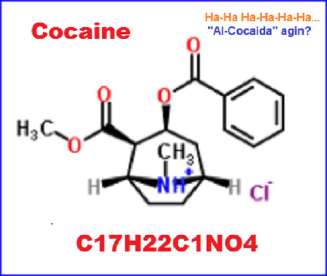 Cocaine Al-Cocaida agin