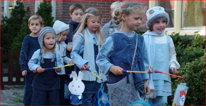 German children ~ Source, fake Prison Planet subnet...