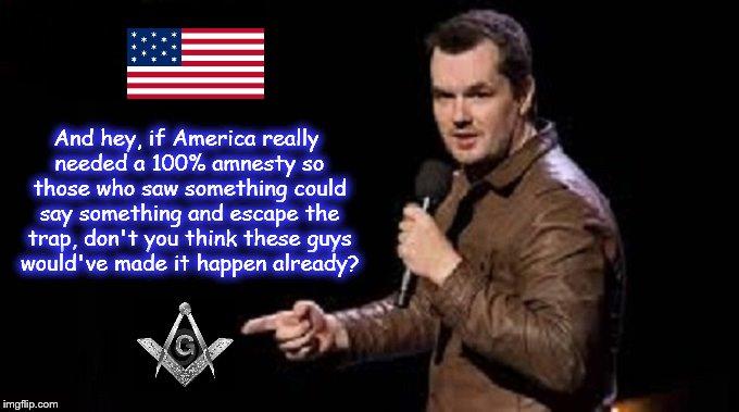Jim Jeffries amnesty America ~ Mason