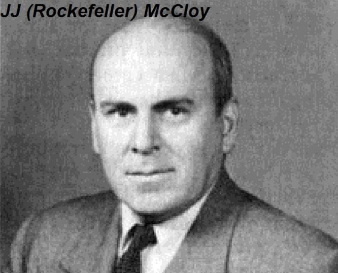 JJ (Rockefeller) McCloy