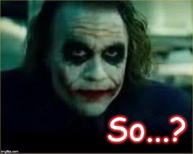 Joker ~ Heath ~ So ~