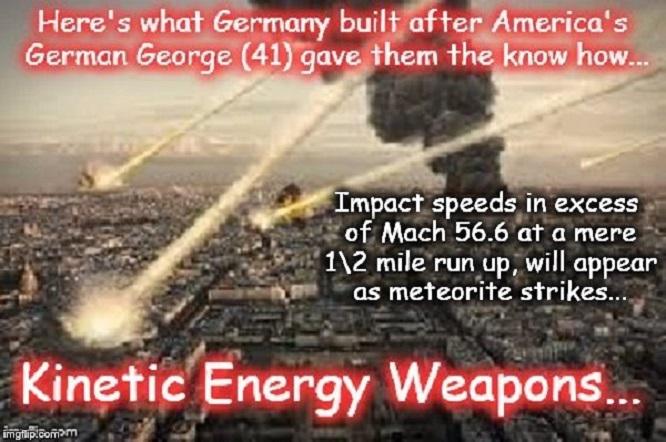 Kinetic energy weapons ~ 56.6 ~ 600