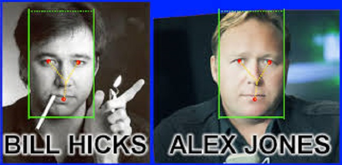 Alex Jones is really Bill Hicks