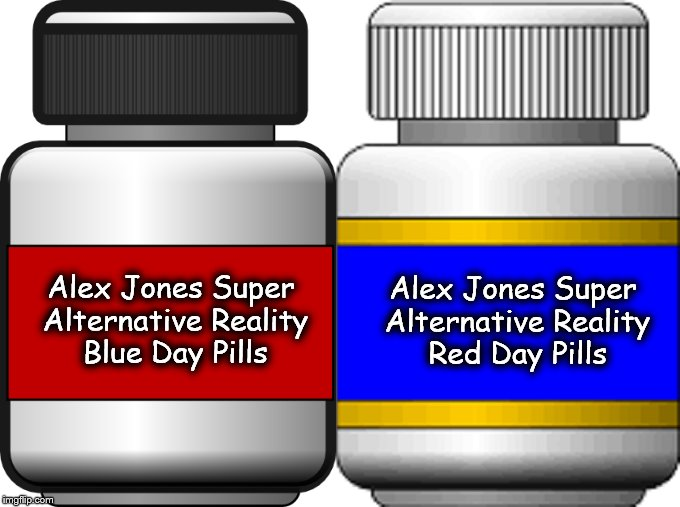 Alex Jones Super Pills