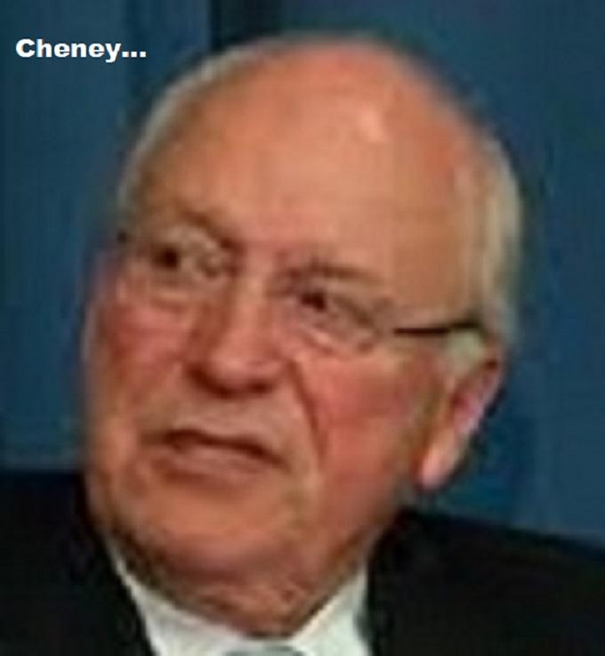 Cheney Cheney 680