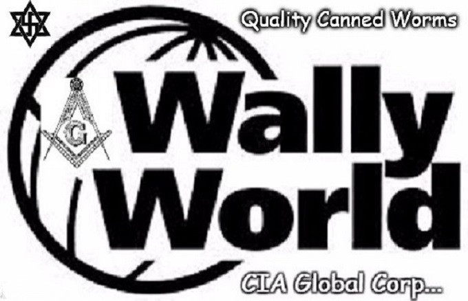 CIA Wally World Quality Canned Worms ~