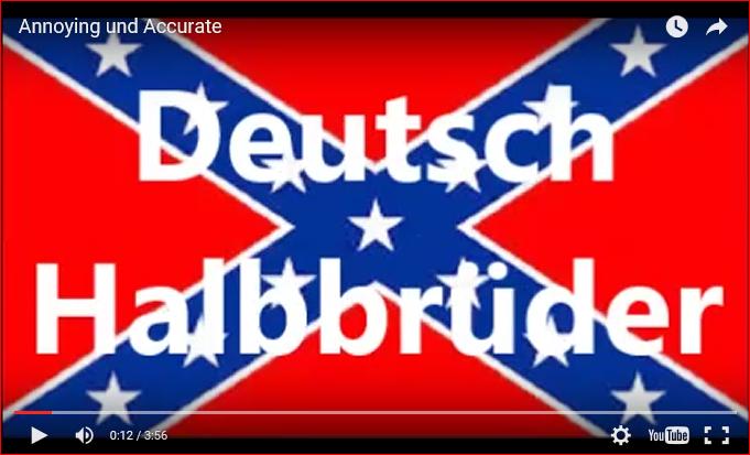 Deutsch Halbrbuder German half brother Screenshot