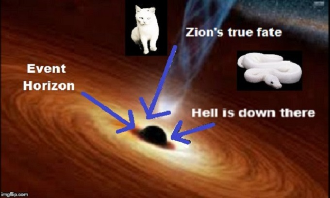 Hell ~ Zion's true fate ~ White Cat White Snake