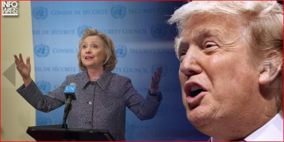 Hillary Trump Screenshot