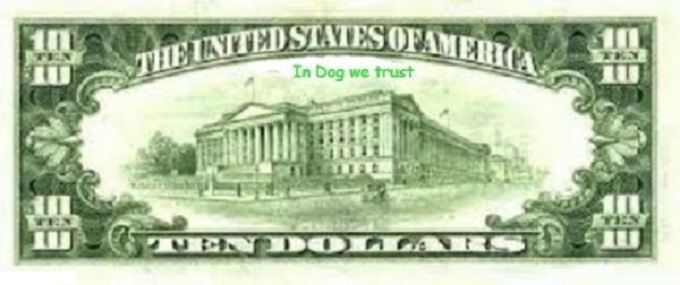 In Dog we trust 680